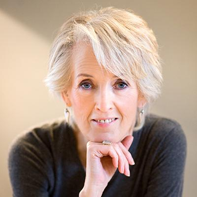 Joanna Trollope at The Brewhouse Theatre in Taunton