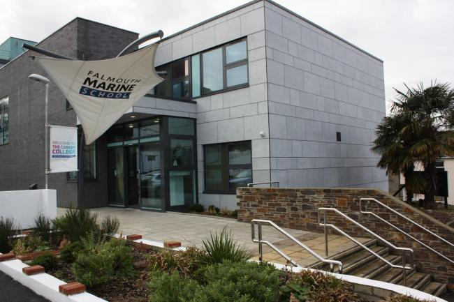 Falmouth Marine School has cancelled its level three Watersports Instructor Course