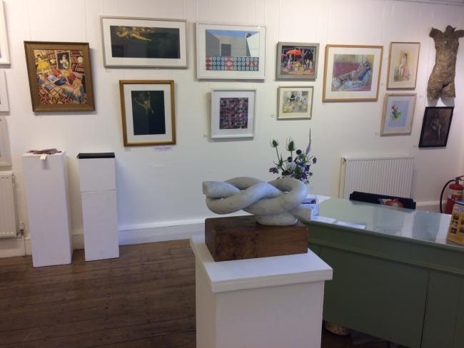 Ilminster Annual Open Exhibition at Ilminster Arts Centre