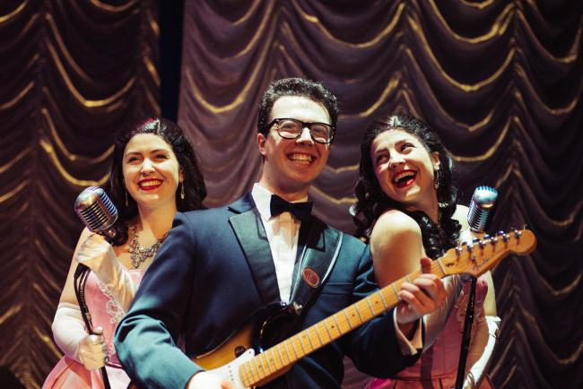 MUSIC: Buddy - The Buddy Holly Story comes to Yeovil in 2020