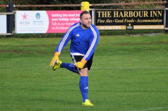 Steve Parker-Billinge has joined Falmouth Town initially as cover for first-team goalkeeper Ryan Barnes