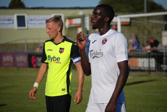 Truro City began their pre-season campaign at home to Exeter City on Friday night. Picture by Cameron Weldon