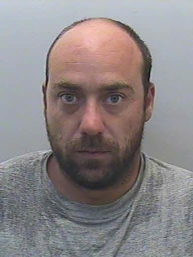 JAILED: Tyso Baker. PICTURE: Avon & Somerset Police