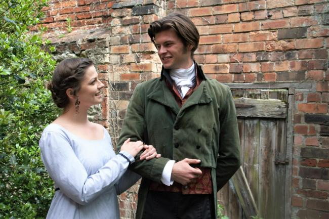 Chapterhouse Theatre Company present Pride and Prejudice at Somerser Rural Life Museum