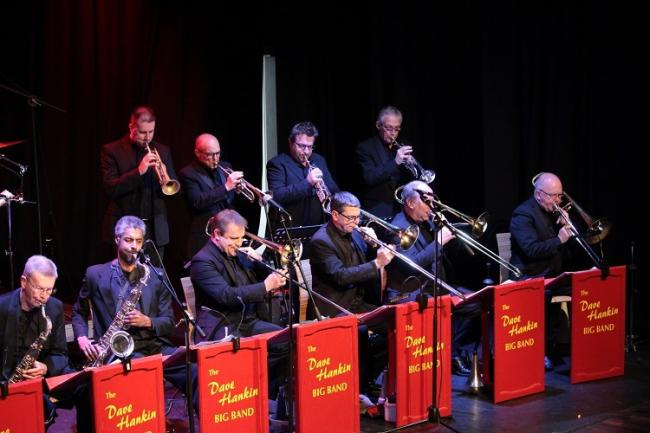 Dave Hankin Big Band presents In Full Swing at The Tacchi Morris Arts Centre