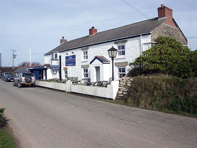 Halzephron Inn, near Mullion. Picture by Fred James