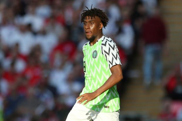 Arsenal forward Alex Iwobi knows Nigeria must lift themselves from the despair of defeat