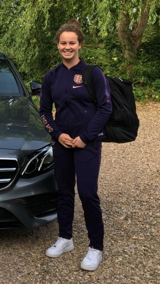 ON THE MOVE: Emily Syme has joined Aston Villa Women