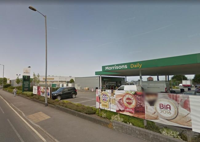 Morrisons at Pool. Picture: Google