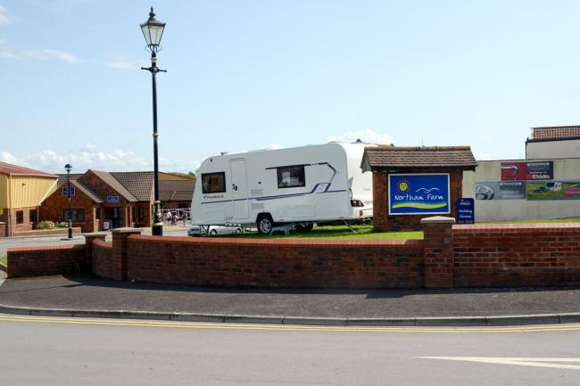 LIFESAVERS: Northam Farm Caravan and Touring Park, Brean
