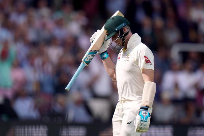 Steve Smith is determined to feature in the third Ashes Test for Australia