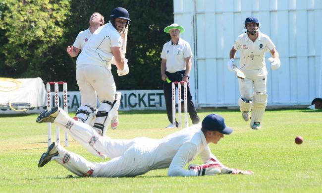SUSPENDED: Recreation cricket is off the cards for the time being