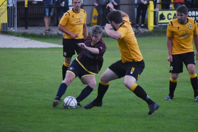 Porthleven move up to seventh with the win