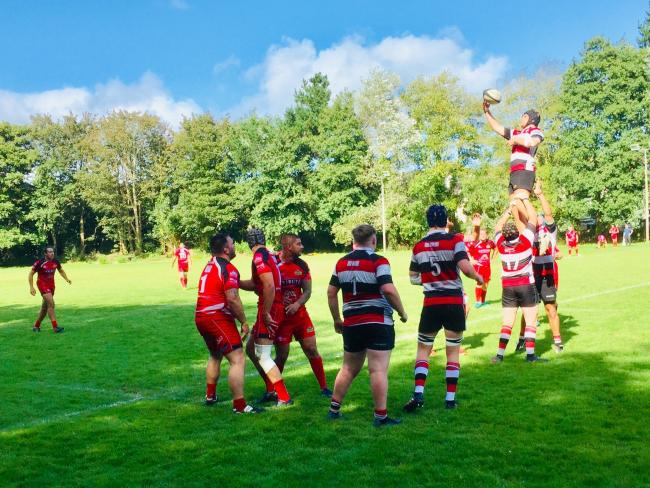 Pirates Amateurs were narrowly beaten by Redruth seconds on Saturday