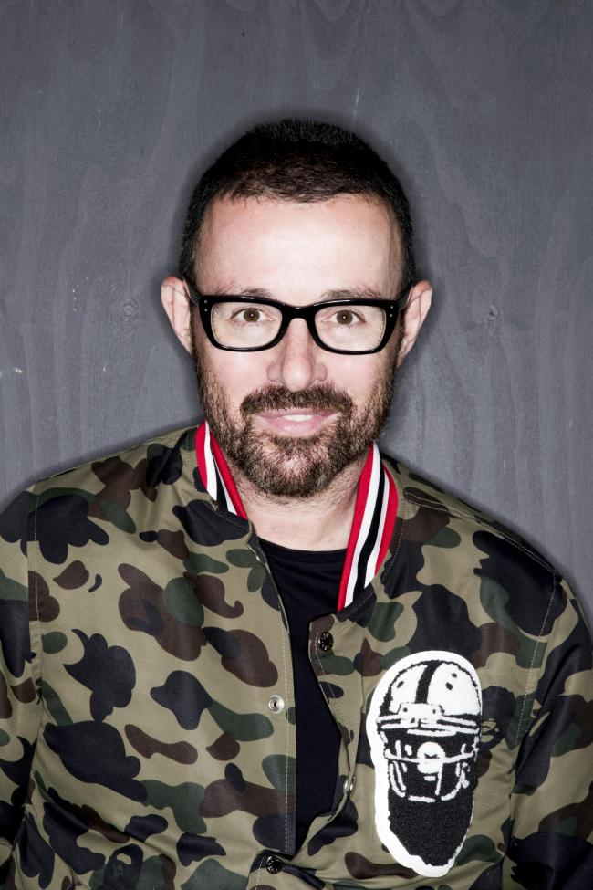 Judge Jules (Picture: Ryan Dinham).