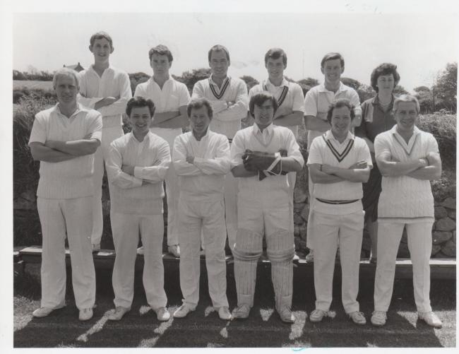 This week's photograph is of Helston CC in May 1988