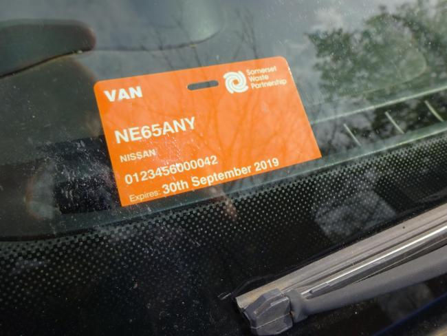 PERMITS: Orange permit holders are being told to ignore September expiry dates on their permits as Somerset Waste Partnership said the permit scheme is rolling on unchanged.