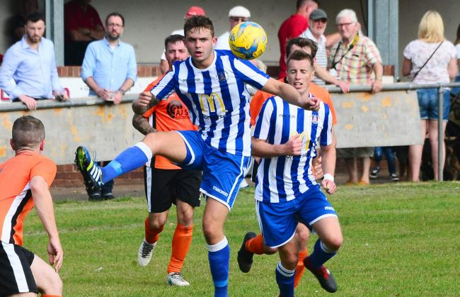CUP TIES: Bridgwater Town and Wellington AFC are both in FA Cup action tonight (pic: Steve Richardson)