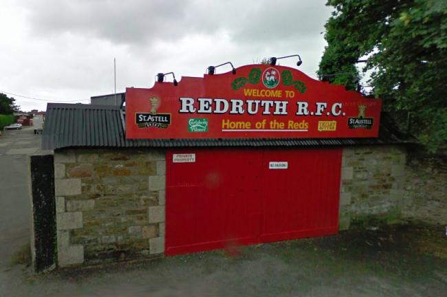 Redruth RFC are hoping to raise £10,000. Pic: Google Maps