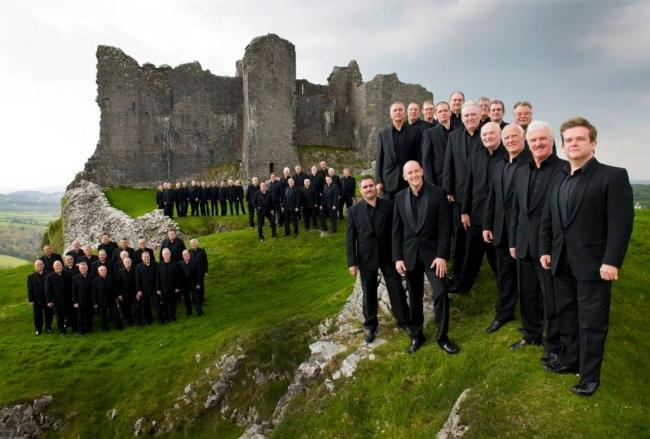 The Treorchy Male Choir