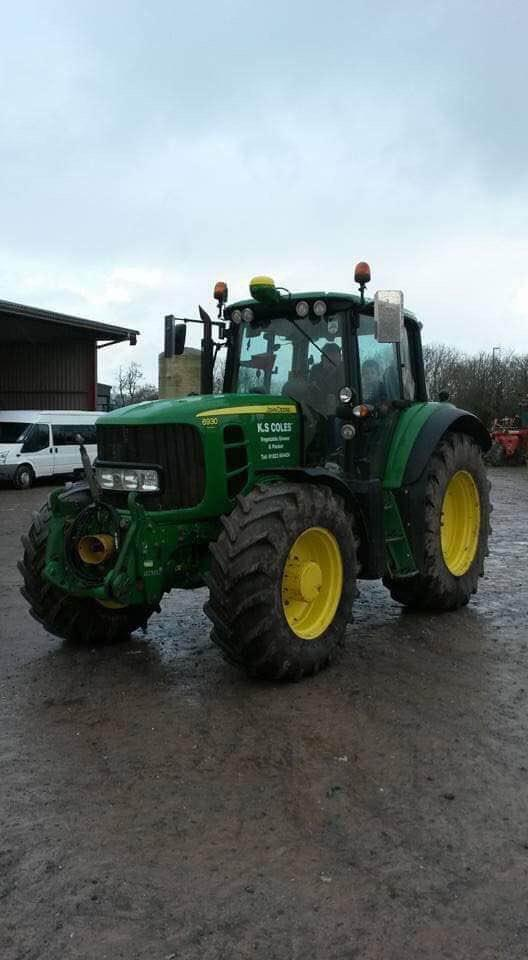 Tractor stolen from farm near Taunton