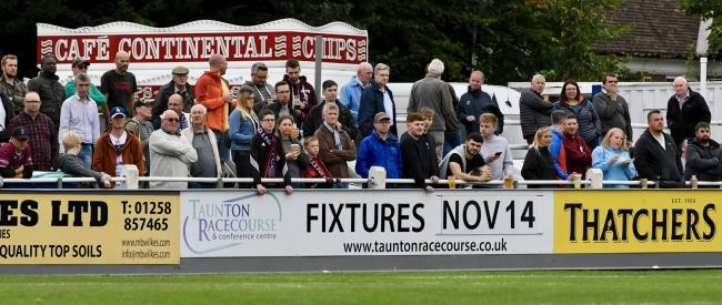 Taunton could welcome a bumper crowd on non-league day with offers in place. Pic: Colin Andrews