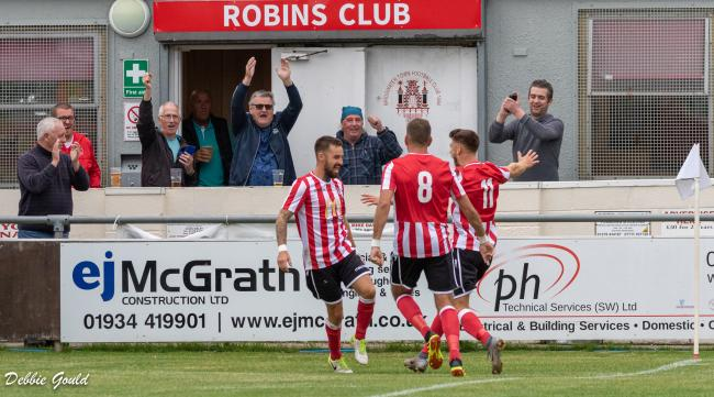 TRAVEL: Bridgwater Town face another away trip in the FA Vase. Pic: Debbie Gould