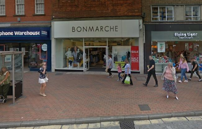 PROBLEMS: Bonmarche is facing serious financial difficulties