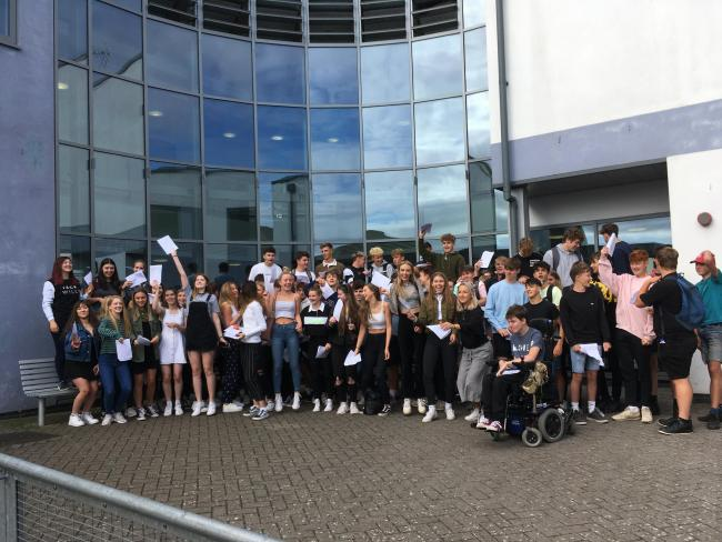 CELEBRATE: Results day 2019 at The Castle School