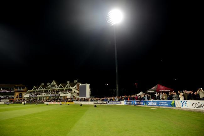 APPROVED: Somerset will be able to switch on the floodlights during bad light in the daytime