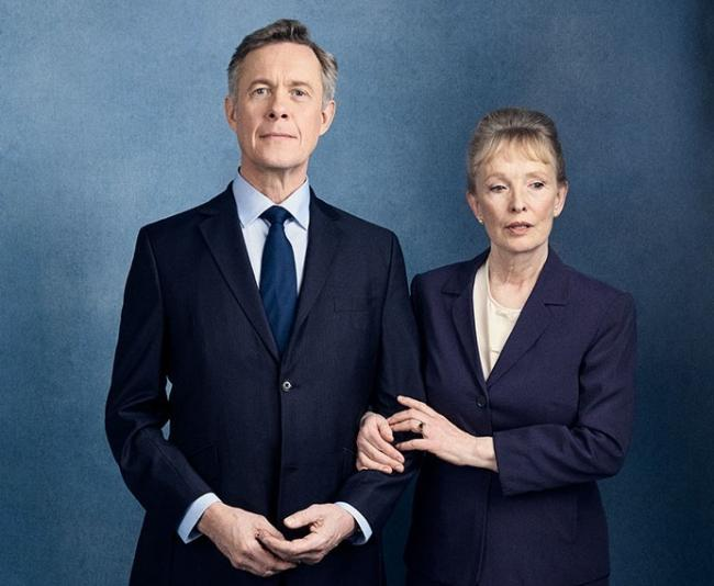 Lindsay Duncan and Alex Jennings star in NT Live screening in Bridgwater