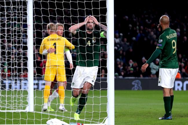 Shane Duffy has vowed that the Republic of Ireland will qualify for Euro 2020 the hard way