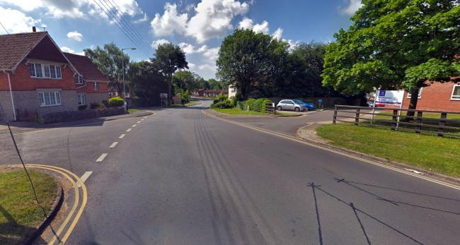 INCIDENT: In Farm Road, Street. PICTURE: Google Street View