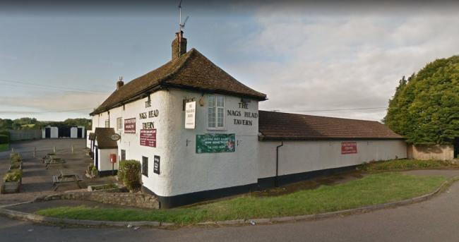 UP FOR SALE: The Nags Head in Taunton
