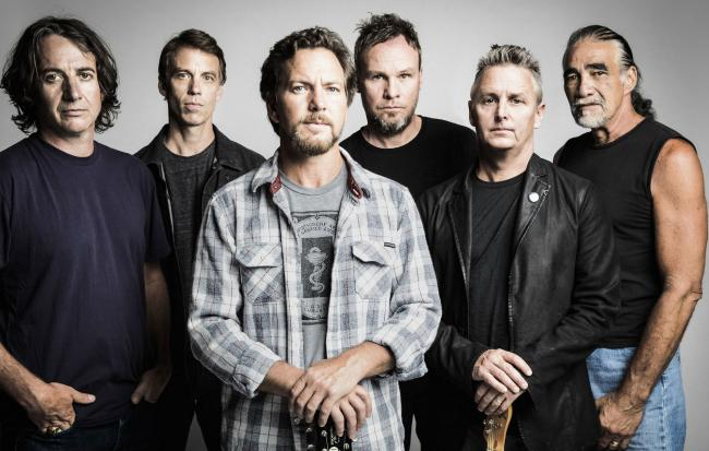 ANNOUNCEMENT: Seattle grunge legends, Pearl Jam