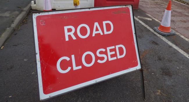 ROAD CLOSED: Stoke Road will be closed later this month