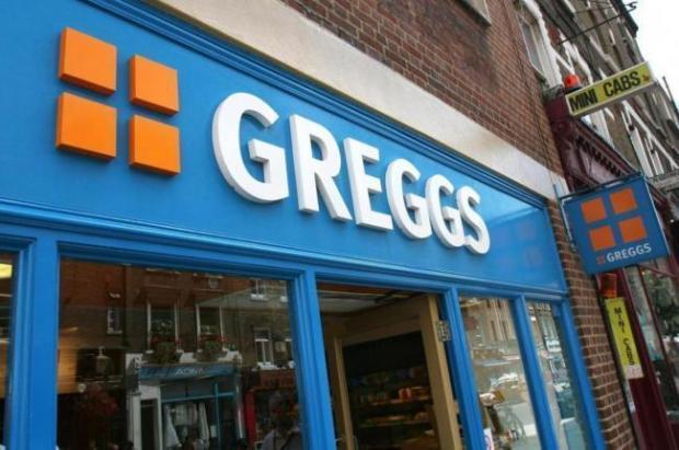 HOME DELIVERY: From Greggs is coming soon across the UK