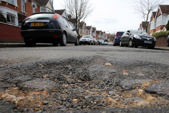BLIGHT: Today is National Pothole Day