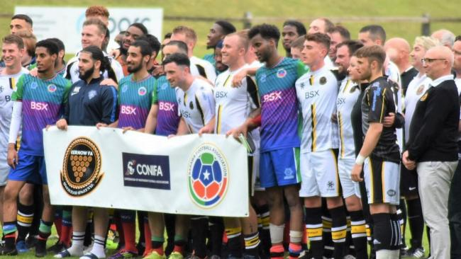 Kernow Football Alliance will make their CONIFA World Football Cup debut this summer