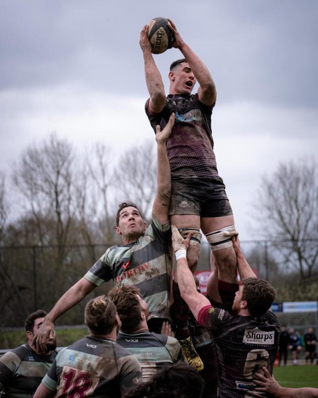 HOME TURF: Taunton Titans are set to face Esher tomorrow. Pic: Clayton Jane Photography
