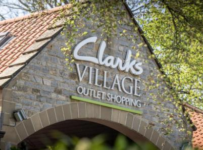 CLOSED: Clarks Village, in Street