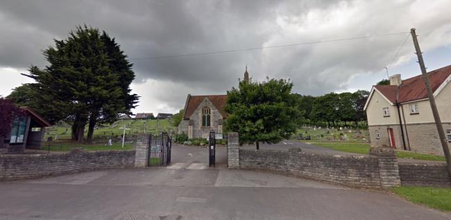 CLOSED: The Quantock Road cemetery in Bridgwater. PICTURE: Google Street View