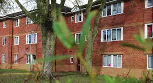 HOMELESS ACCOMMODATION: Canonsgrove halls of residence