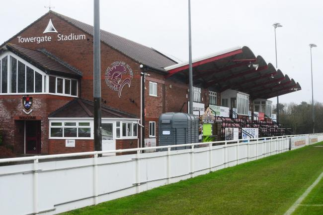 HOPEFUL: Could the likes of Taunton Titans be going up? Pic: Steve Richardson