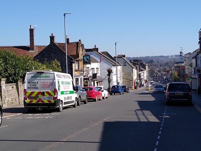 FUNDING BOOST: For Chard High Street