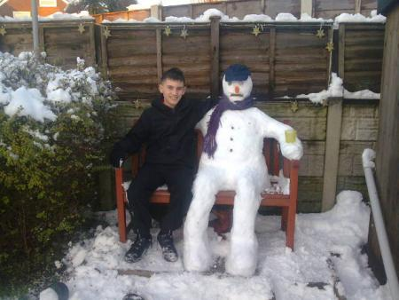Benchmark: this snowman sets the standard