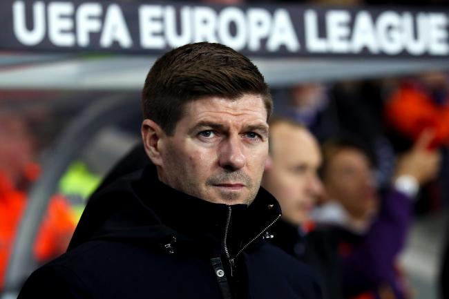 Steven Gerrard's Rangers are hoping to make Europa League progress