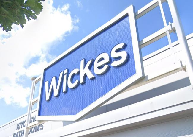 Wickes: DIY chain to close over Christmas for the first time in 48 years. Picture: Newsquest