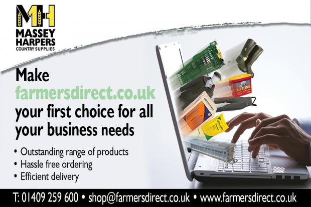 Farmersdirect website set to be a winner