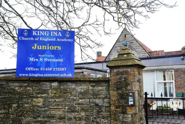 This is The West Country: King Ina Church of England Academy Juniors ; Somerton